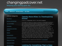 Changingpadcover.net