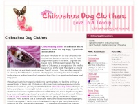 Chihuahuadogclothes.net