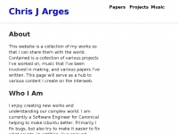 chrisarges.net