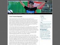 Chrisfroome.net