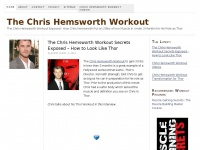 Chrishemsworthworkout.net
