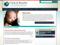 circleofsecurity.net Thumbnail