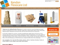 kendonflexocare.co.uk Thumbnail