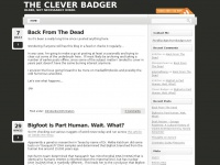 Cleverbadger.net