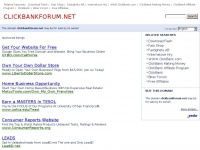 Clickbankforum.net