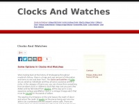 Clocksandwatches.net