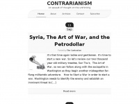contrarianism.net