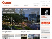 Lighting systems, led lights iGuzzini