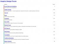graphicdesignforum.com