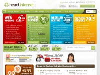 heartinternet.co.uk Thumbnail