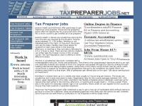 taxpreparerjobs.net