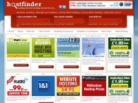 hostfinder.co.uk Thumbnail