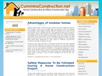 cumminsconstruction.net Thumbnail