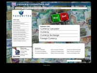 currency-converters.net Thumbnail