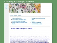 currencyexchangelocations.net Thumbnail