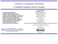 customcomputersystems.net Thumbnail
