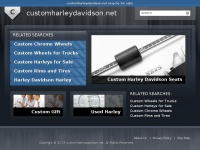 customharleydavidson.net Thumbnail