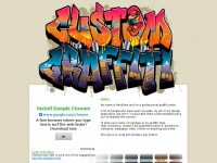 customgraffiti.net Thumbnail