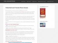customizedchecks.net Thumbnail