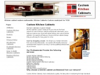 customkitchencabinets.net Thumbnail