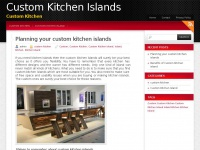 customkitchenislands.net Thumbnail