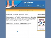 custommadeorthotics.net Thumbnail