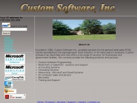 customsoftwareinc.net Thumbnail