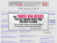Thedailycrux.com - Financial News, Investment Ideas, Business News, Financial Insights