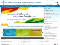 Central Depository Services (India) Limited (Live)