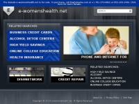e-womenshealth.net