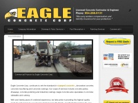 eagleconcretecorp.net