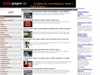 India homepage for news, travel, bollywood, shopping and education