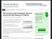 Dividend Monk - Top Dividend Stocks
