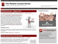 The Passive Income Earner - Building Wealth With Dividend Income!