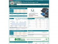 Dsebd.org - Welcome to DSE - Dhaka Stock Exchange