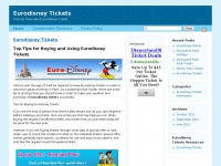 Eurodisneytickets.net