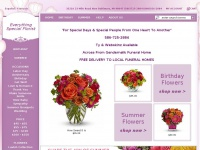 Everythingspecialflorist.net