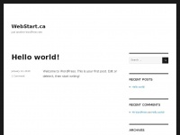 Webstart.ca