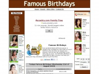 famous-birthdays.net