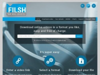 YouTube Video Download for free | FILSH.net