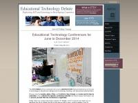 edutechdebate.org Thumbnail