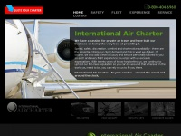 internationalaircharter.com