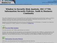 riskserver.co.uk Thumbnail