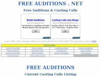 Freeauditions.net
