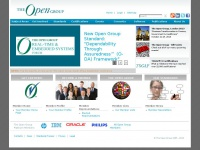 opengroup.org Thumbnail