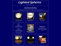 lightedspheres.com