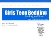 girlsteenbedding.net