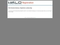 registerhalo.com