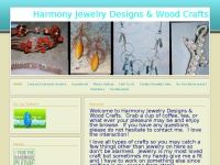 HOME - Harmony Jewelry Designs & Wood Crafts