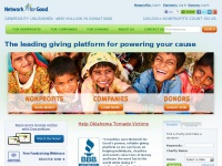 networkforgood.org Thumbnail